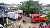 Hà Tĩnh: Cháy kho đông lạnh, thiệt hại gần tỷ đồng