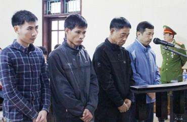 Bốn bị cáo vụ sập giàn giáo Formosa ở Hà Tĩnh lĩnh án 12 năm tù