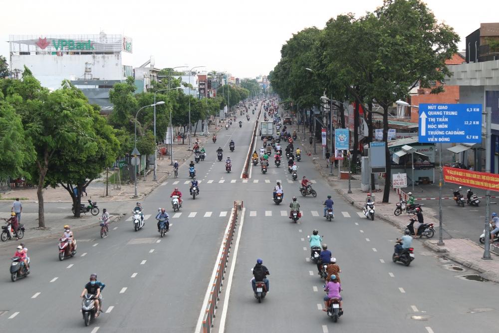 """Thành phố Hồ Chí Minh hoàn thành tốt """"mục tiêu kép"""" giữa đại dịch Covid-19"""