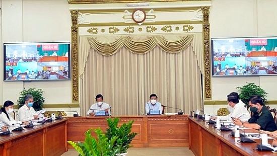 Thành phố Hồ Chí Minh lên kịch bản điều trị cho 5.000 người nhiễm Covid-19