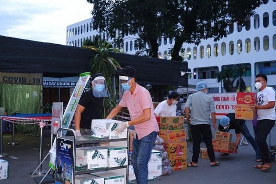 Thành phố Hồ Chí Minh: 22 nhân viên Bệnh viện Bệnh Nhiệt đới nghi nhiễm Covid-19