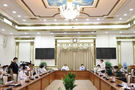 Thành phố Hồ Chí Minh tiếp tục giãn cách thêm 2 tuần