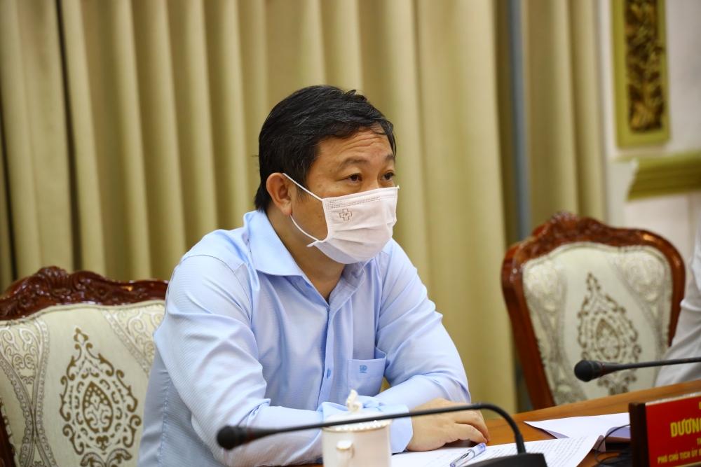 Thành phố Hồ Chí Minh ban hành chỉ thị mới để siết chặt phòng dịch