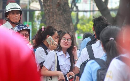 Thành phố Hồ Chí Minh tổ chức thi tốt nghiệp trung học phổ thông thế nào?