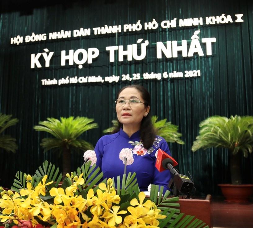 Chủ tịch Hội đồng nhân dân, Chủ tịch Ủy ban nhân dân thành phố Hồ Chí Minh tái đắc cử