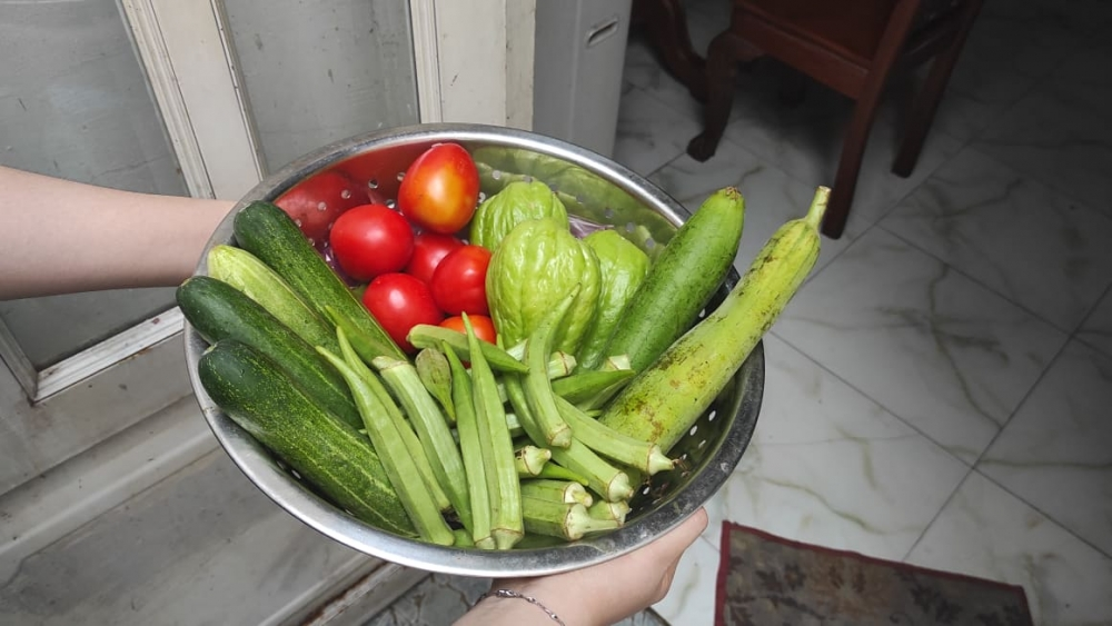 Giá rau củ quả tăng sau khi ngưng chợ tạm tại thành phố Hồ Chí Minh