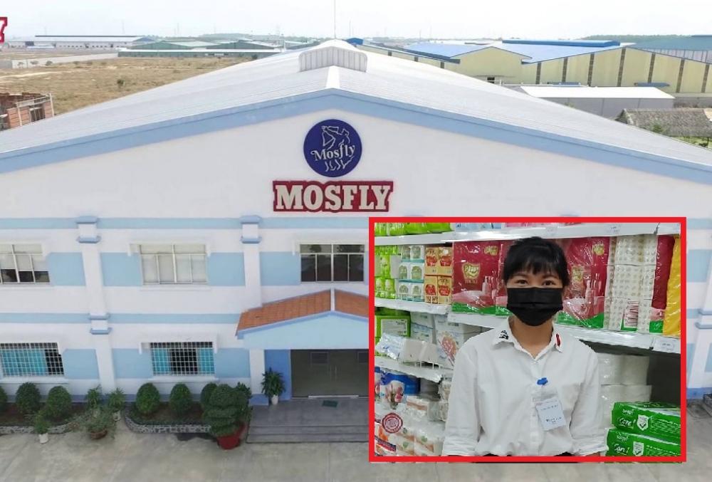 Hơn 150 người lao động của Công ty Mosfly khốn đốn vì bị nợ lương