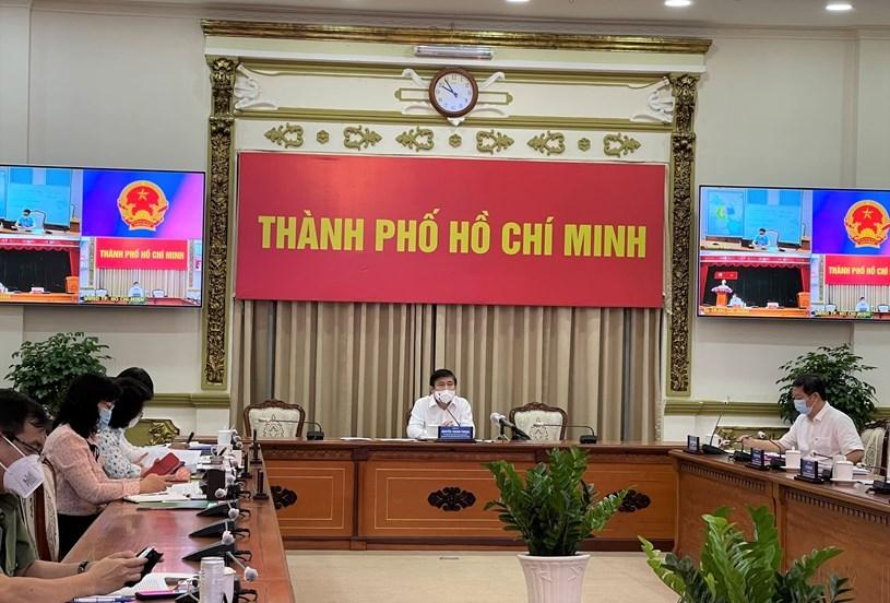Hơn 60.000 người lao động ở thành phố Hồ Chí Minh đã được hỗ trợ