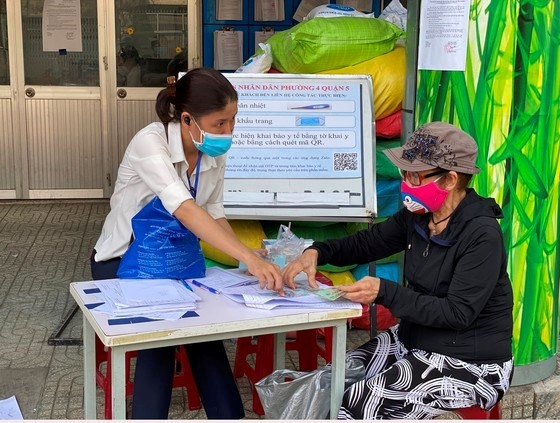 Thành phố Hồ Chí Minh đã chi 196 tỷ đồng hỗ trợ người lao động