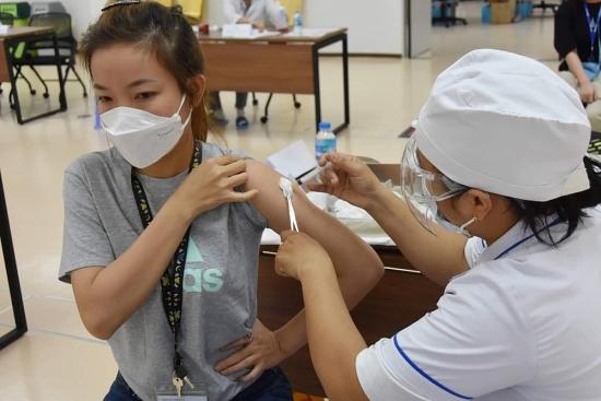 Thành phố Hồ Chí Minh sẽ tiêm vắc xin đợt 5 với 1,1 triệu liều