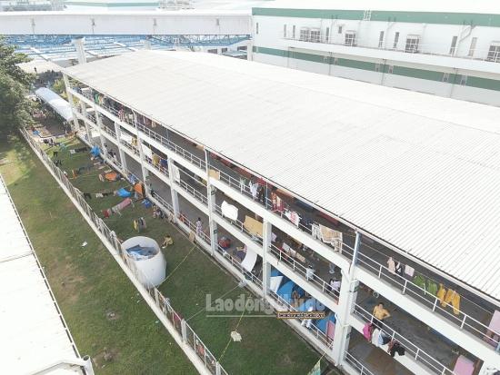 Nhiều doanh nghiệp đảm bảo sản xuất trong cao điểm dịch bệnh tại thành phố Hồ Chí Minh