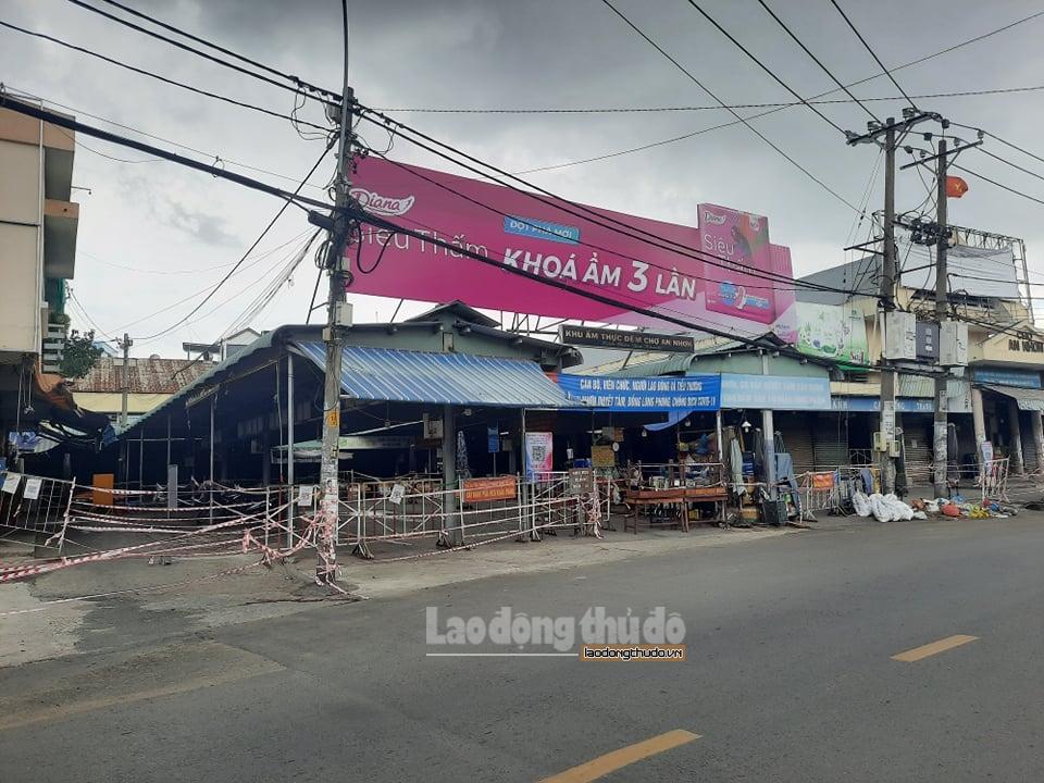Thành phố Hồ Chí Minh đưa ra điều kiện để chợ truyền thống hoạt động trở lại
