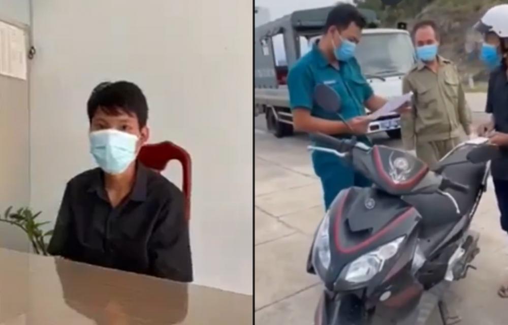 Chủ tịch thành phố Nha Trang xin lỗi thanh niên bị phạt vì đi mua bánh mì