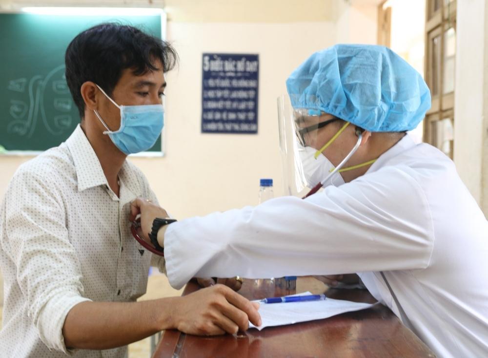 Thành phố Hồ Chí Minh: Không phát sinh ổ dịch mới, tiêm chủng đợt 5 trên diện rộng