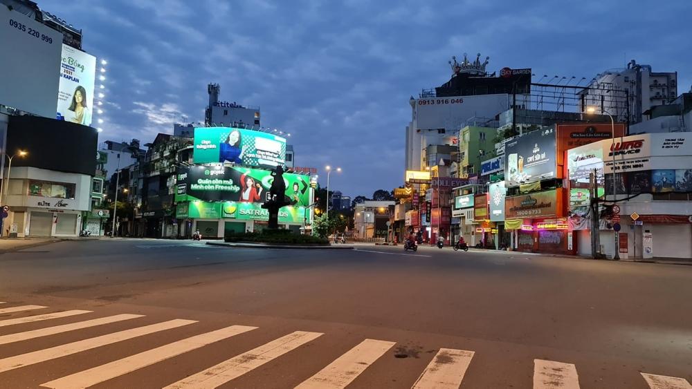 Thành phố Hồ Chí Minh: Từ ngày mai người dân không ra đường sau 18h