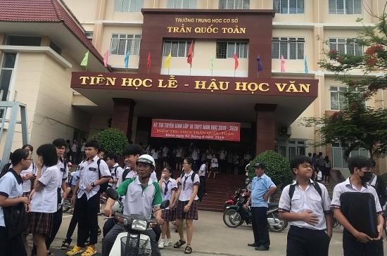 Thành phố Hồ Chí Minh dự kiến tuyển sinh lớp 10 như thế nào?