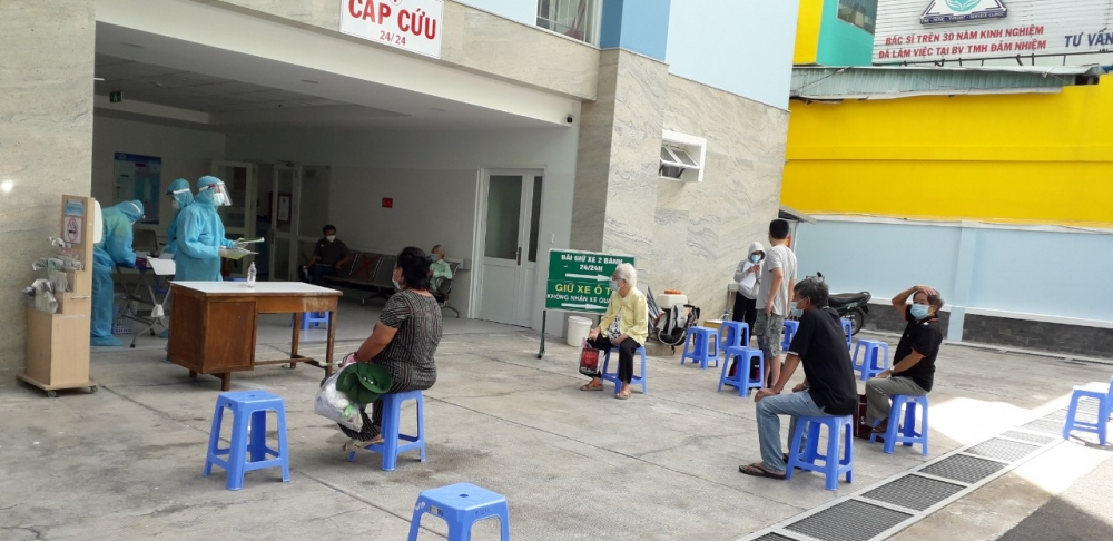 Thành phố Hồ Chí Minh kiến nghị tăng thêm lượng vắc xin