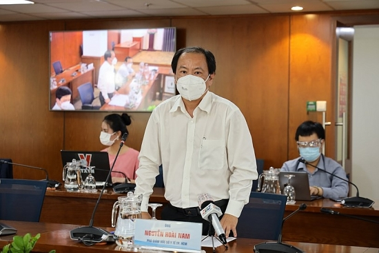 Thành phố Hồ Chí Minh: Không giới hạn đối tượng tiêm vắc xin Covid-19
