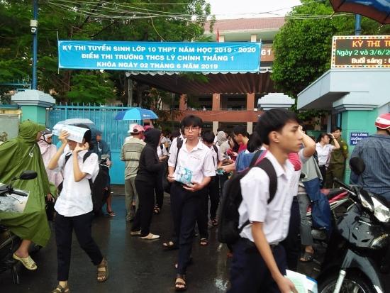 Thành phố Hồ Chí Minh chính thức quyết định hình thức tuyển sinh lớp 10