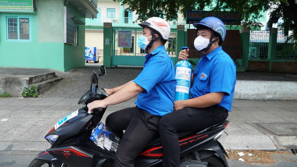 """Xuất hiện trạm """"ATM Oxy"""" cứu người tại thành phố Hồ Chí Minh"""