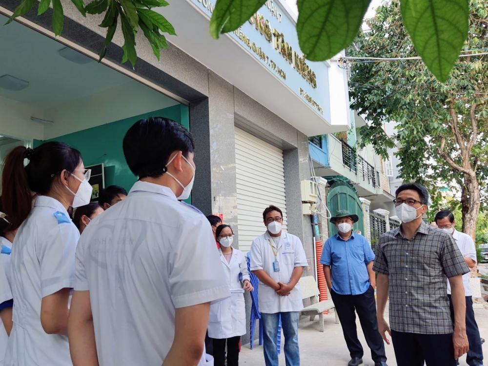 Thành phố Hồ Chí Minh: Hơn 1,8 triệu người được tiêm vắc xin Covid-19