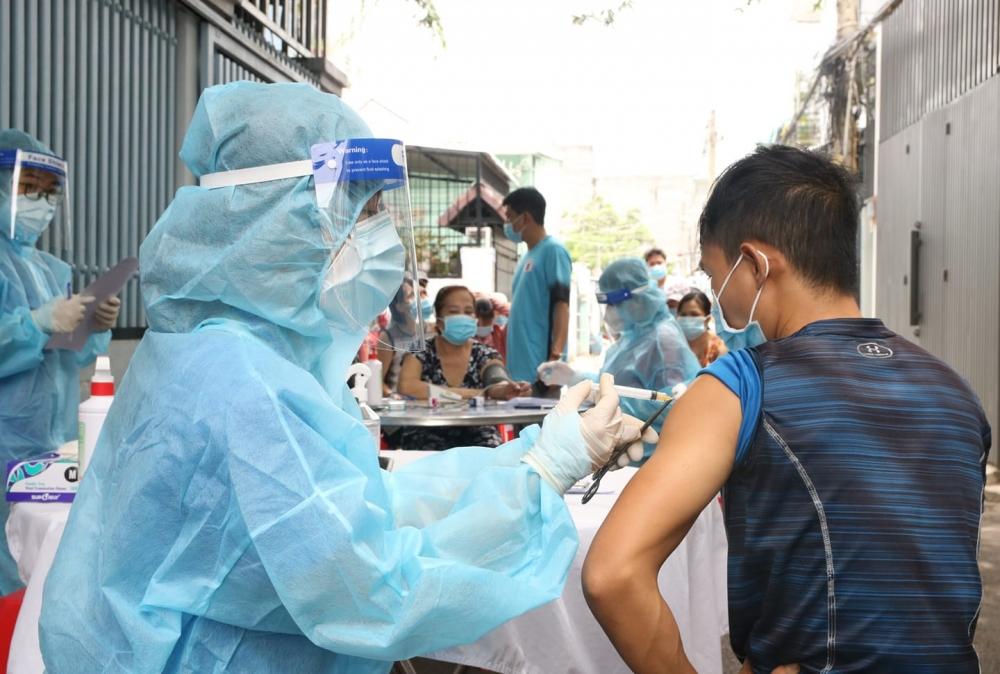 Thành phố Hồ Chí Minh nhận thêm 600.000 liều vắc xin Covid-19