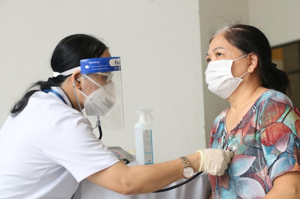 Chạy đua tiêm chủng để miễn dịch cộng đồng ở thành phố Hồ Chí Minh