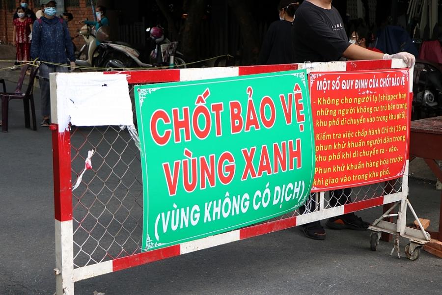 Siết chặt bảo vệ 'vùng xanh' ở Thành phố Hồ Chí Minh