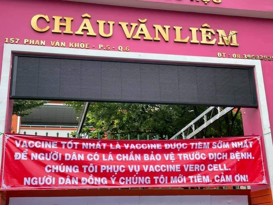 Thành phố Hồ Chí Minh bước vào ngày thứ 2 triển khai tiêm vắc xin Vero Cell