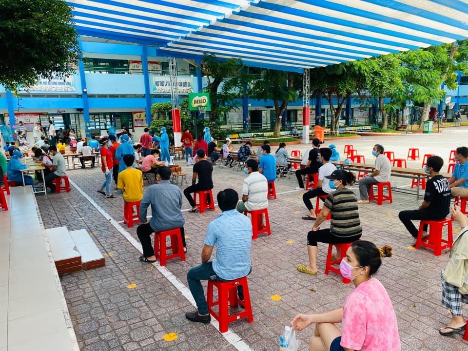 Kế hoạch 30 ngày khống chế dịch bệnh của thành phố Hồ Chí Minh