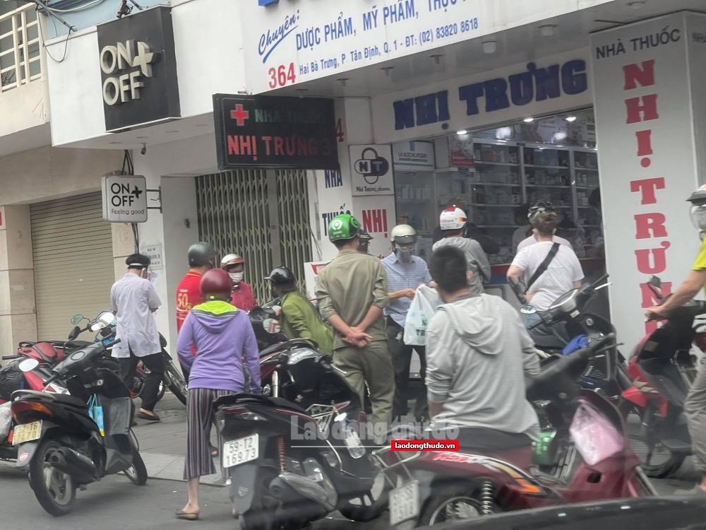 Người dân thành phố Hồ Chí Minh