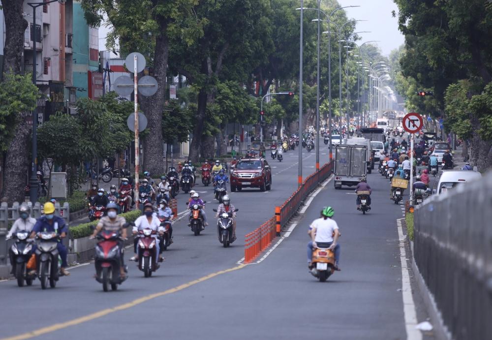 Thành phố Hồ Chí Minh: Người dân