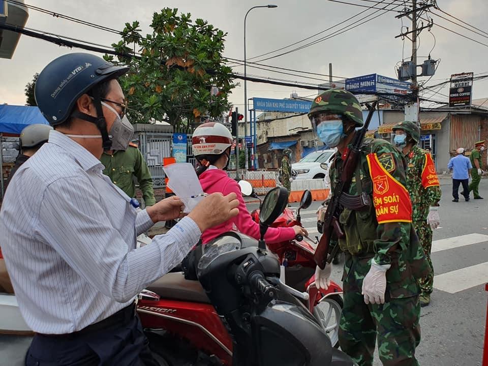 Thành phố Hồ Chí Minh ngày đầu