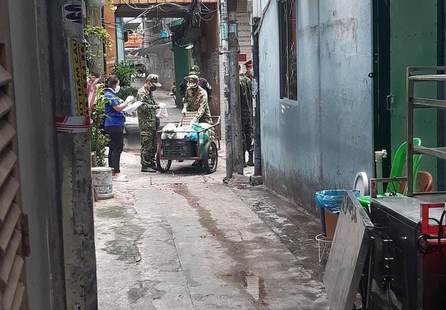 TP Hồ Chí Minh: Ngừng hoạt động mạng lưới tình nguyện viên tiếp nhận thông tin hỗ trợ qua Tổng đài 1022