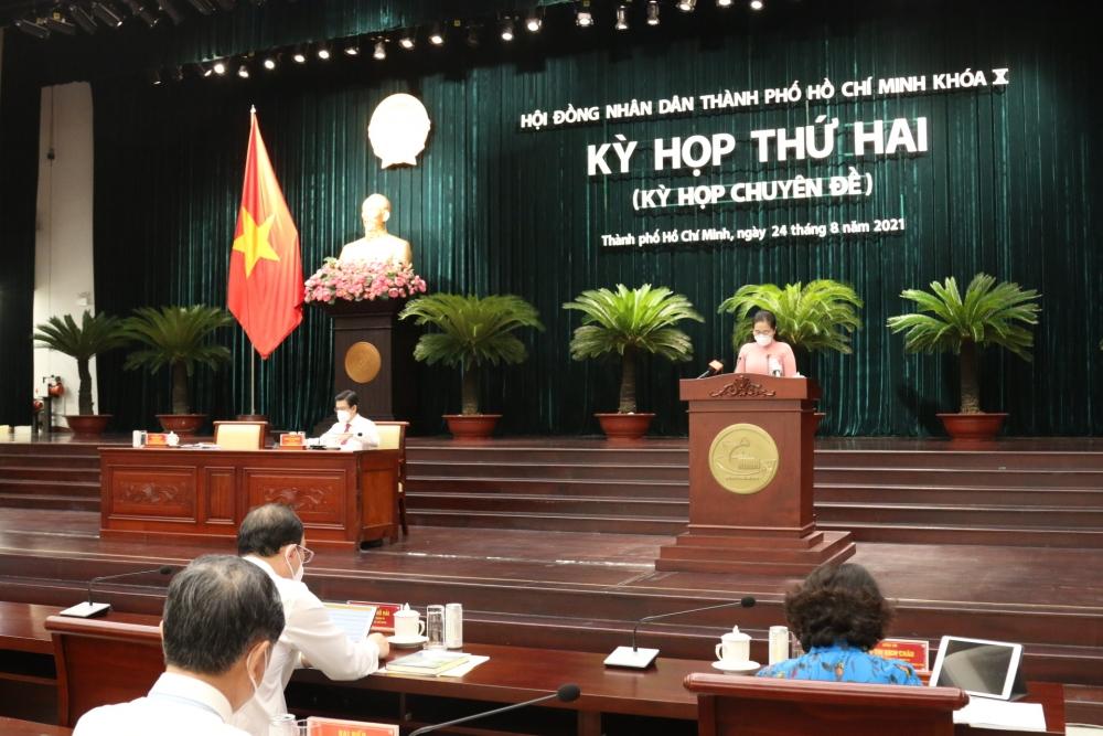 Ông Phan Văn Mãi được bầu làm Chủ tịch UBND thành phố Hồ Chí Minh