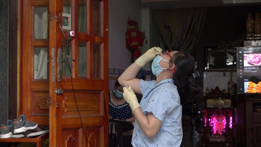 Thành phố Hồ Chí Minh: Tỷ lệ F0 trên số mẫu xét nghiệm diện rộng là bao nhiêu?