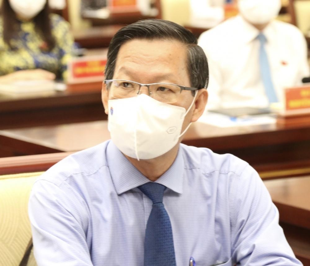 Ông Phan Văn Mãi làm Trưởng Ban Chỉ đạo phòng, chống dịch Covid-19 thành phố Hồ Chí Minh