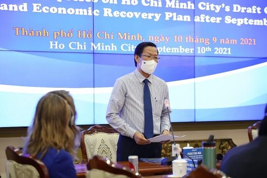Thành phố Hồ Chí Minh: Hoạt động kinh tế dự kiến mở dần trở lại theo lộ trình