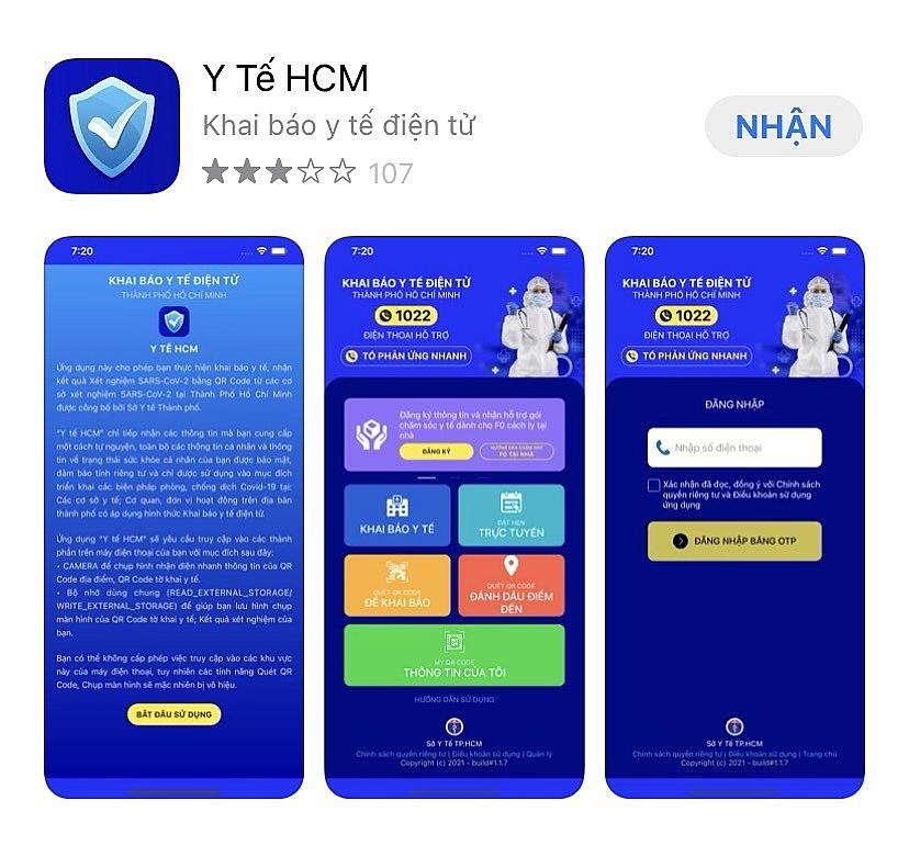 Thí điểm cấp QR Code cho người dân 3 quận, huyện tại thành phố Hồ Chí Minh