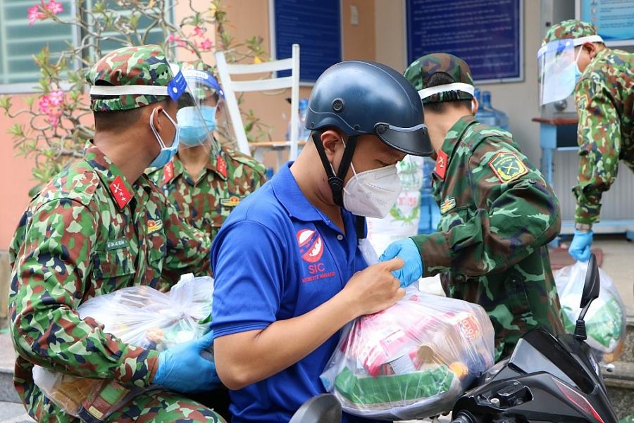 Thêm gần 1,8 triệu túi an sinh trao tới tay người dân thành phố Hồ Chí Minh