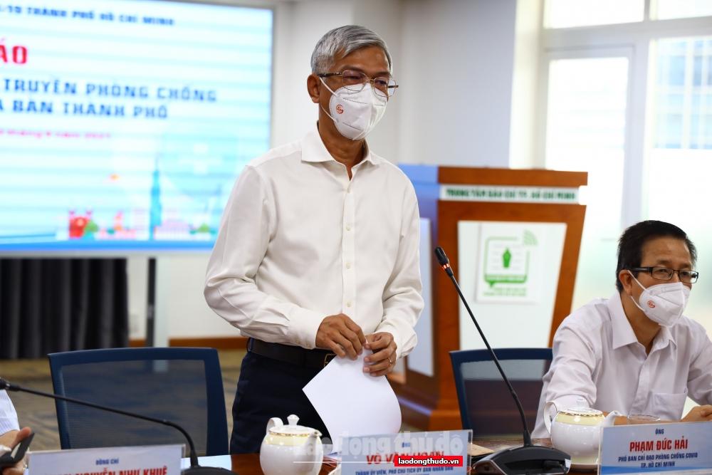 Hơn 7,3 triệu dân thành phố Hồ Chí Minh sẽ nhận được hỗ trợ đợt 3