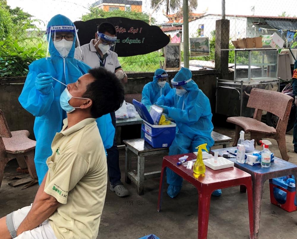Lực lượng hỗ trợ chống dịch rời khỏi thành phố Hồ Chí Minh trước 15/10