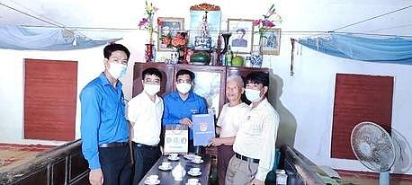 Ấm lòng những hoạt động tri ân của tuổi trẻ Phú Xuyên