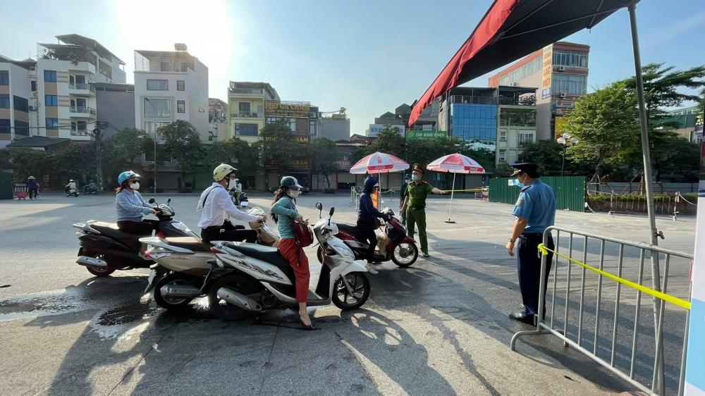 Công an quận Ba Đình: Giữ vững phẩm chất người chiến sĩ công an nhân dân