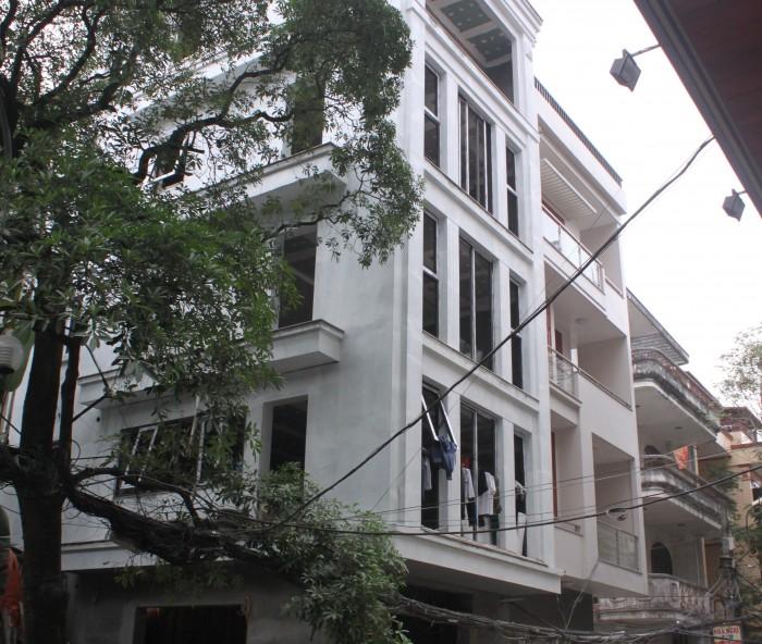 Xử lý vi phạm TTXD ở phường Láng Hạ, quận Đống Đa