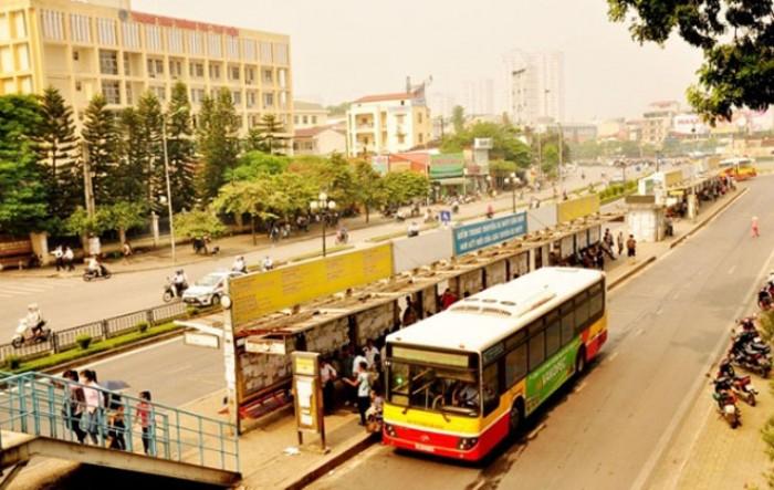 Mở tuyến xe buýt đi 5 huyện và các khu đô thị mới