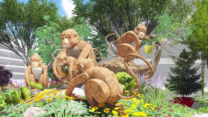 Hình tượng con Khỉ trong cuộc sống