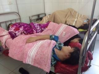 Hơn 100 công nhân Cty TNHH Star  bị ngộ độc là do rau ngót