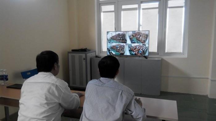 Lắp đặt camera giám sát thi công chức tại Thanh Hóa