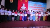 Hiệu quả từ các phong trào thi đua ở LĐLĐ huyện Thường Tín
